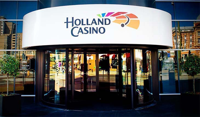 holland casino amsterdam west parkeren