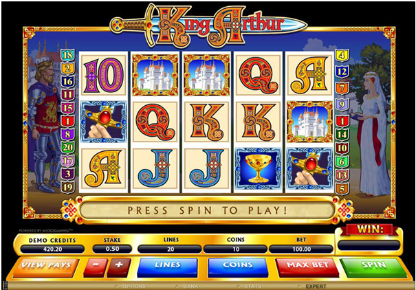 Spiele ArthurS Quest II - Video Slots Online