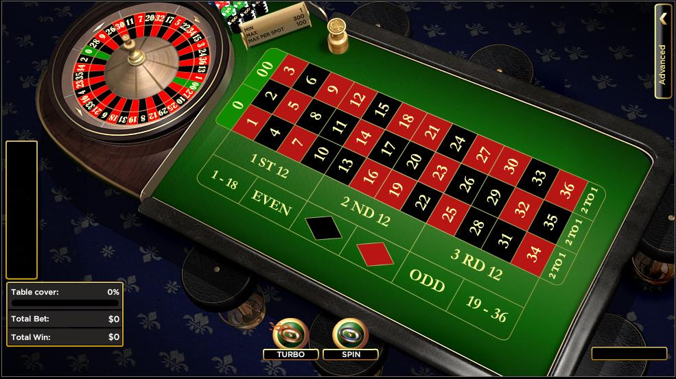 Online roulette canada free